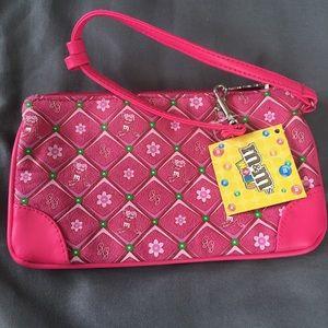 Handbags - M&M wristlet